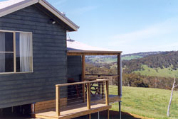 Views from Duckmaloi Farm Self Contained Cottages Oberon